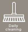 Whale Wharf daily cleaning services